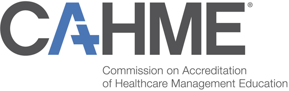 CAHME Accredited