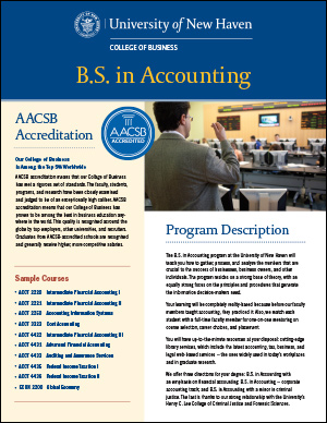 B.S. in Accounting PDF cover