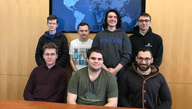 Univeristy's Hacking Team