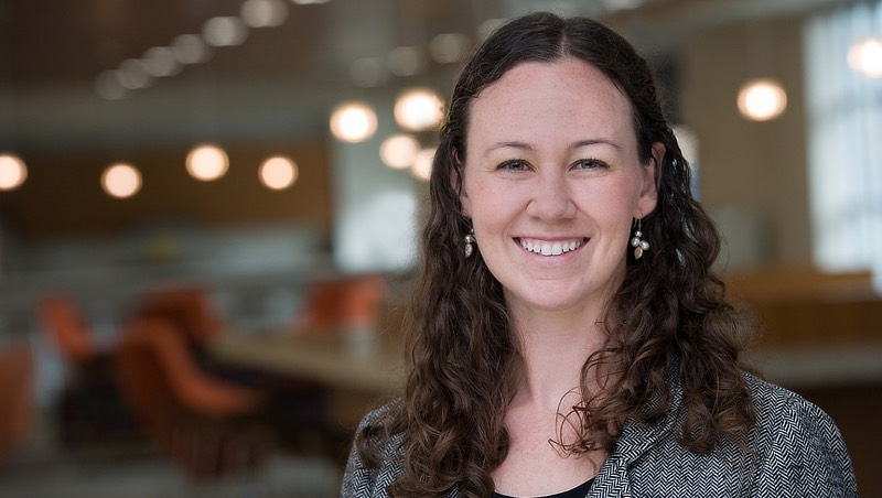 Image of Stephanie Gillespie, Ph.D.