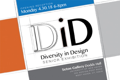 Diversity in Design Senior Exhibition