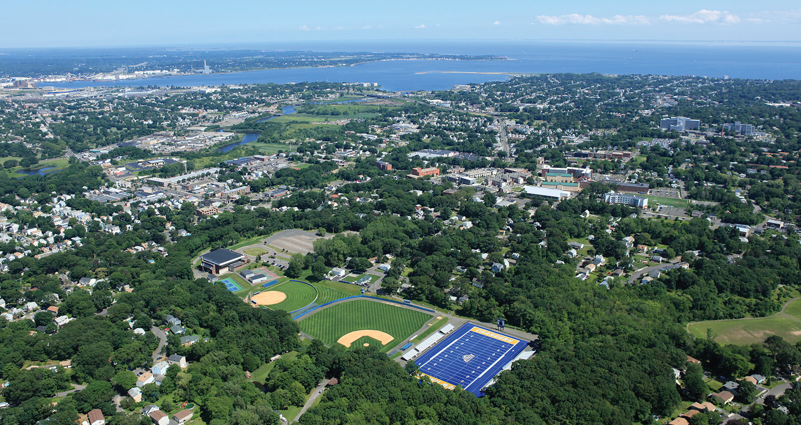 Ways to Get to Campus - University of New Haven