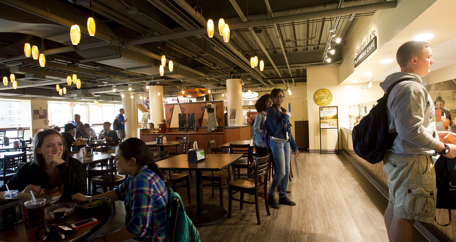 Dining Options University Of New Haven