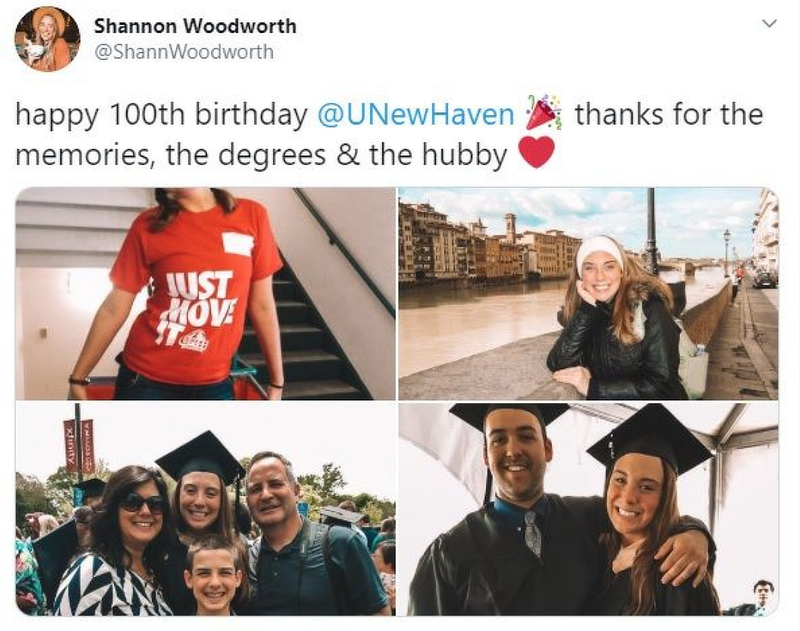 Image of Shannon Livewell Woodworth tweet.
