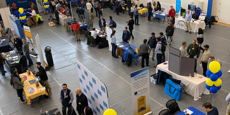 STEM Career Fair