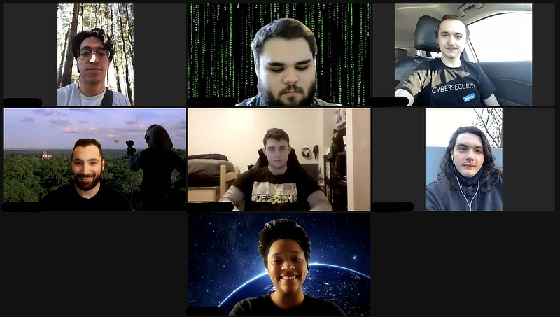 Hacking Team on Zoom.