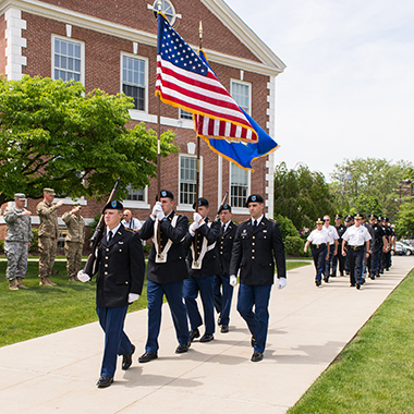 Military & Veteran Services - University of New Haven