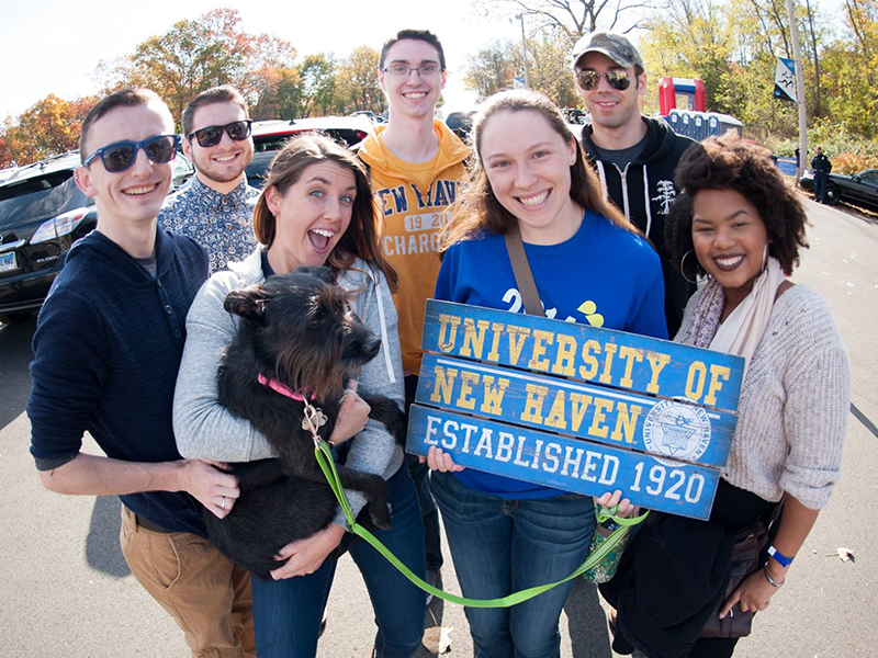 Thumbnail photo for University of New Haven's Homecoming 2016