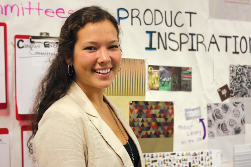 The University Of New Haven Interior Design Students Really Get Chance To Know All Professors On An Exceptional Level