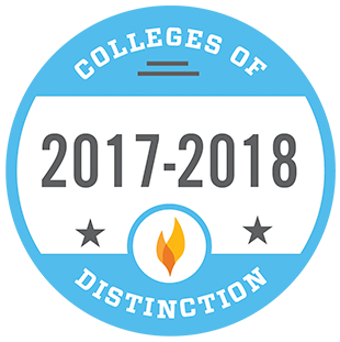 Colleges of Distinction logo