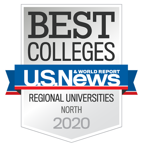 US News Regional North Badge