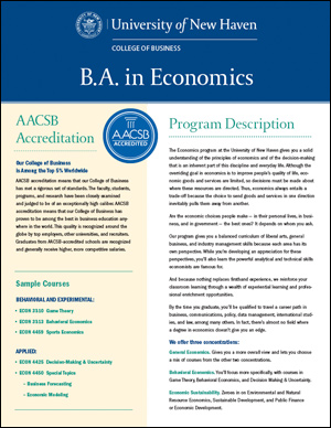B.A. in Economics PDF cover