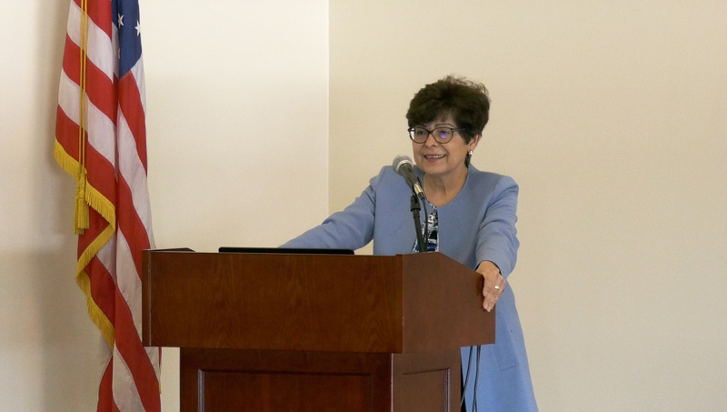 Photo of Dr. Zulma Toro