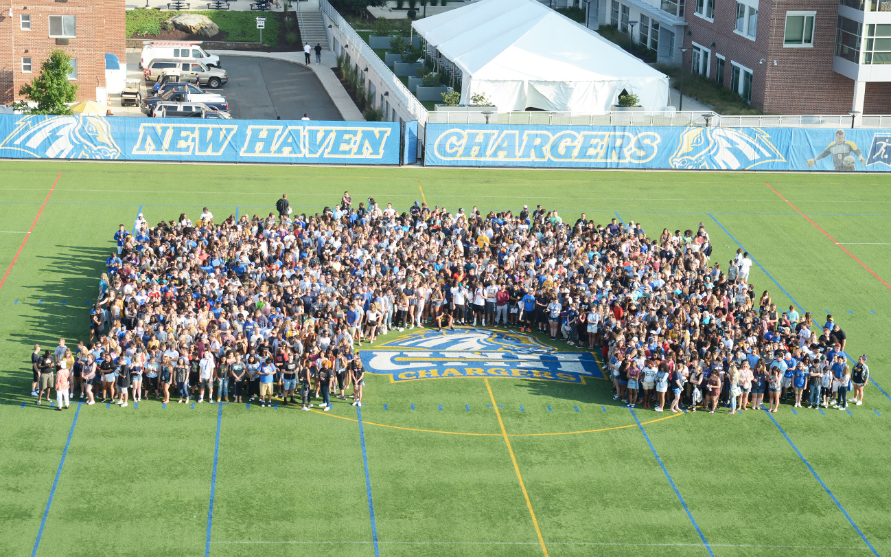Class of 2021 group shot