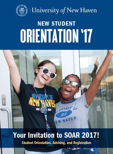 New Student Orientation 2017 Brochure