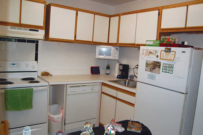 Apartments Inside Kitchen forest hills - university of new haven